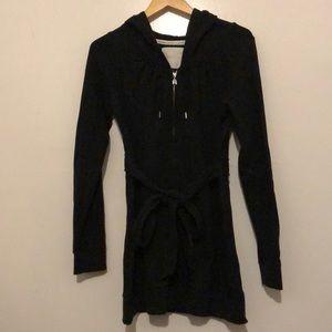Victoria secret black hoodie